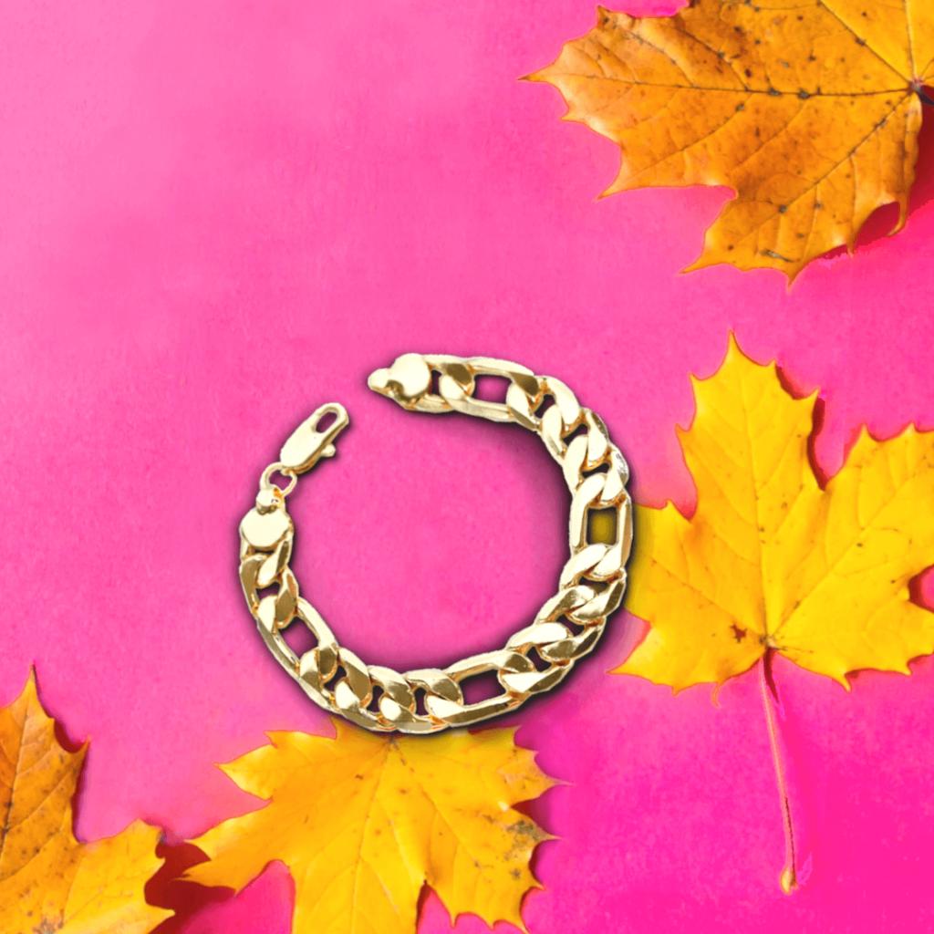 Autumn Jewellery Trends - chunky chain bracelets