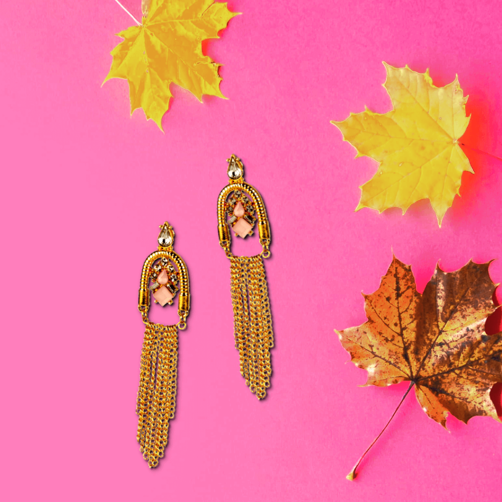 Autumn Jewellery Trends - Statement Earrings